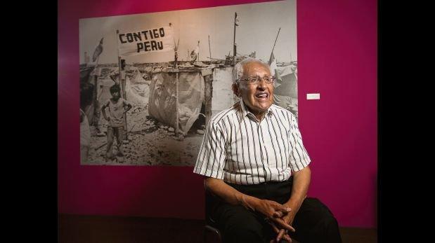 José Matos Mar y su última entrevista con El Comercio