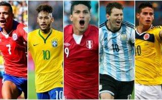 Copa América: día y hora de los partidos del fin de semana