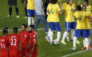 Selección: 10 puntos claves de la actuación de Perú ante Brasil