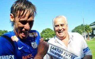 Murió Zito: descubridor de Neymar y bicampeón mundial de Brasil