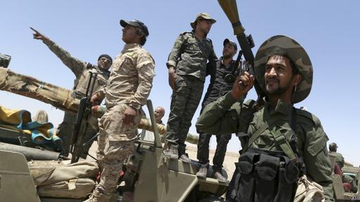 Mahmoud no está de acuerdo con ninguna de las partes en conflicto. (Foto: AP)