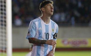 "Copa América: ""Argentina, ni con este Messi"", por Jorge Barraza"