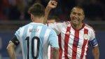 Argentina empató 2-2 con Paraguay por la Copa América 2015 - Noticias de miguel angel martinez