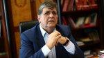 Presentan nueva denuncia constitucional contra Alan García - Noticias de sergio tejada