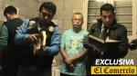 Orellana dirigía plan desde prisión para frustrar investigación - Noticias de polícia antidrogas