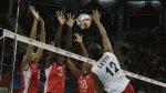 Perú cayó 3-1 ante R. Dominicana en Copa Panamericana de vóley - Noticias de selección peruana de vóley