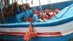 Pescador falleció tras hundimiento de nave en el mar de Ilo - Noticias de lancha industrial