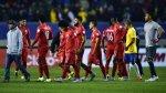 Perú perdió 2-1 ante Brasil con un gol en los descuentos - Noticias de doble identidad