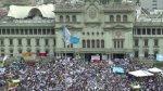 Guatemaltecos exigen renuncia de presidente Otto Pérez [VIDEO] - Noticias de antonio sanabria