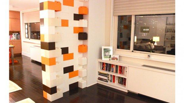 Construye tu casa a tu manera con estos bloques plásticos