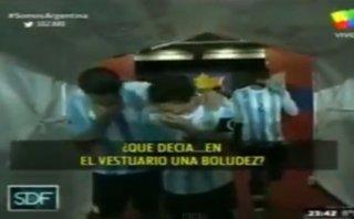 ¿Lionel Messi y Ángel di María se burlaron del 'tata' Martino?