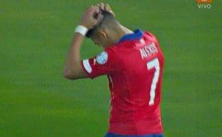 Chile vs. México: ¿Estuvo bien anulado gol a Alexis Sánchez?