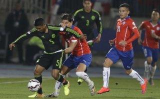 Chile y México igualaron 3-3 en intenso partido de Copa América