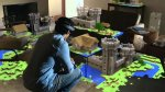 E3 2015: así es Minecraft para el HoloLens de Microsoft - Noticias de mojang