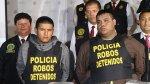 Policía capturó a delincuentes que balearon a joven en pizzería - Noticias de jose chacon