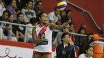 Perú perdió 3-0 ante Canadá por la Copa Panamericana de vóley - Noticias de grand prix 2014