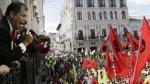 Correa denuncia plan de la derecha para un golpe de Estado - Noticias de revocatoria