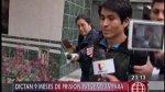Prisión preventiva para sujeto que mató a padres de su ex novia - Noticias de carabayllo