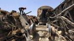 Túnez: Mueren 17 personas en un choque de tren con un camión - Noticias de accidente en chincha