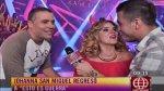"""""""Esto es guerra"""": Johanna San Miguel regresó al 'reality' - Noticias de johanna san miguel"""