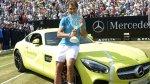 Rafa Nadal recibió un Mercedes AMG GT S y esto fue lo que dijo - Noticias de nadal