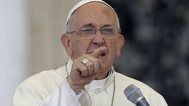 Papa Francisco: Iglesia no es comunista cuando habla de pobres