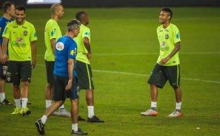 """Golero Jefferson: """"Cargamos el piano para que Neymar lo toque"""""""