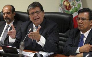 Alan García se juega la nulidad de informes de megacomisión