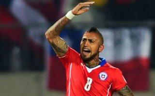 Arturo Vidal y la lista de escándalos de la selección chilena