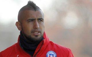 Arturo Vidal no será excluido por Sampaoli pese a chocar ebrio