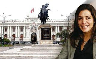 Rocío Calderón, amiga de Nadine, renuncia a alto cargo en OSCE