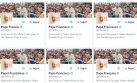 Mensajes de Twitter del Papa serán traducidos al guaraní