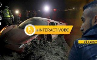 Arturo Vidal: todo sobre su accidente en una foto interactiva