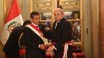 Ollanta Humala observó parcialmente ley de las gratificaciones - Noticias de sistema nacional de pensiones
