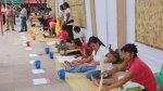 Piura: premian a la mejor tejedora de paja toquilla en Catacaos - Noticias de sombrero de paja toquilla