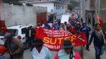 Apurímac: maestros en huelga anuncian toma de principales vías - Noticias de ley de reforma magisterial