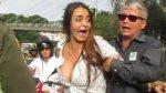 """""""Usted no sabe quién soy yo"""": la mujer que agravió a policías - Noticias de violencia contra la mujer"""