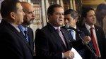 Oposición insistirá en aprobar exoneración permanente a 'grati' - Noticias de bono extraordinario