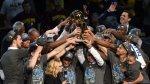 Warriors ganaron el anillo de la NBA tras 40 años - Noticias de miami heat lebron james