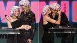 Nicole Kidman y Naomi Watts se besaron en premiación - Noticias de maria regina