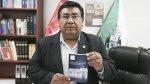 """Alejandro Yovera tras desafuero: """"Iré a cortes internacionales"""" - Noticias de mesa directiva del parlamento nacional"""