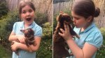 Facebook le devolvió perro perdido a niña con artritis - Noticias de niños perdidos