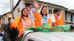 Karina Beteta, de aliada de Ollanta Humala a fujimorista - Noticias de onpe