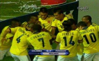 Sub 20: Colombia venció a Paraguay y se coronó campeón del Sudamericano