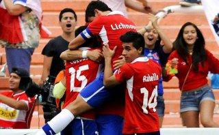 Sub 20: Chile venció 1-0 a Colombia por el hexagonal final