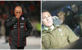Jorge Sampaoli desata polémica en Chile por su perdón a Vidal