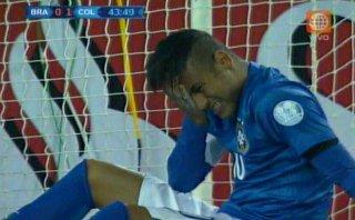 Neymar: falló increíble ocasión y no jugará ante Venezuela