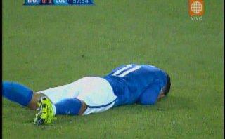 Firmino se falló el empate ante Colombia de manera increíble
