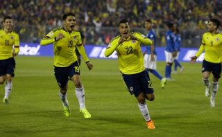 Colombia renace al derrotar 1-0 a Brasil en la Copa América
