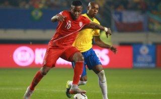 Selección peruana: ¿Jefferson Farfán jugará hoy ante Venezuela?
